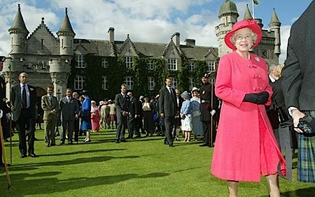 The Queen And Landed Power In Scotland Land Matters